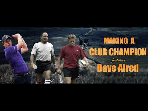 Ep 12: Dave Alred -Golf Routines, Drills and Strategies