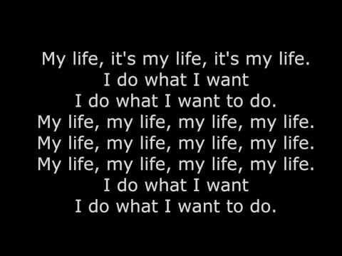 Bliss n Eso - My life (Lyrics)