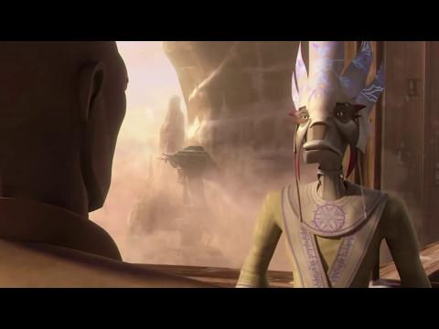 Cas Anvar Star Wars Clone Wars THE VANISHED part 1 & 2
