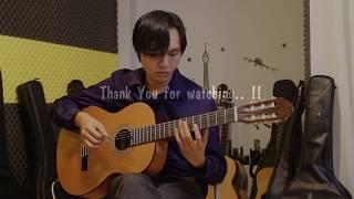 Xuân Này Con Không Về - Guitar Solo (Fingertyle) - Guitarist Nguyen Bao Chuong