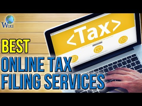 3 Best Online Tax Filing Services 2017