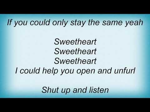 Josh Rouse - Suburban Sweetheart Lyrics