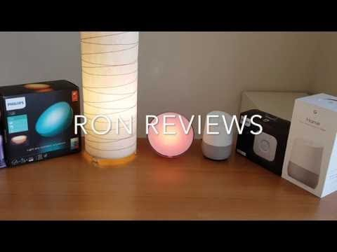 Ron Reviews - Philips Hue and Google Home Integration - India Review