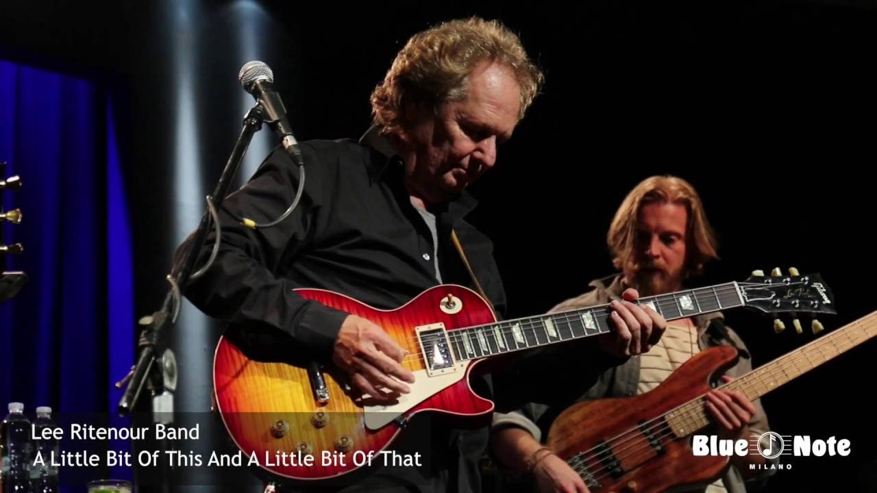 Did you know Lee Ritenour Band