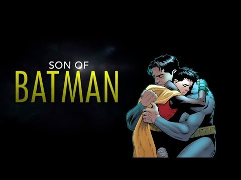 Son of Batman 2014 - Trailer Legendado