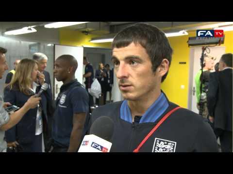 England 2-1 Italy - Leighton Baines Interview | FATV