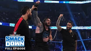 WWE SmackDown Full Episode, 03 January 2020