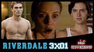 RIVERDALE 3x01 Recap: Archie's Fate & WTF That Ending?!? - 3x02 Promo | What Happened?!?