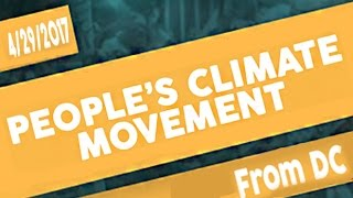 Climate March DC Coverage