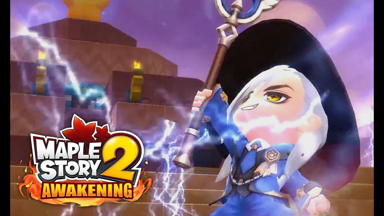 Coming Soon: MapleStory 2: Awakening | Official MapleStory 2