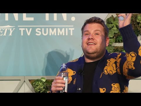 James Corden talks Manchester, The Grammys & new Carpool Karaoke show at Variety's Tune In! Summit