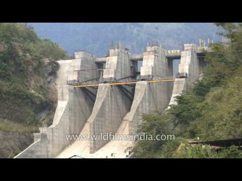 Hydro-power in India: Tuirial Hydro Power Project, Mizoram