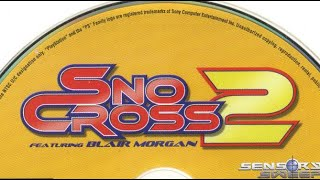 Classic Game Room - SNOCROSS 2: FEATURING BLAIR MORGAN for PS2