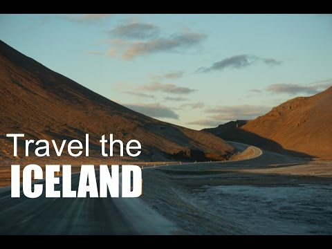 Travel the ICELAND - Northern route