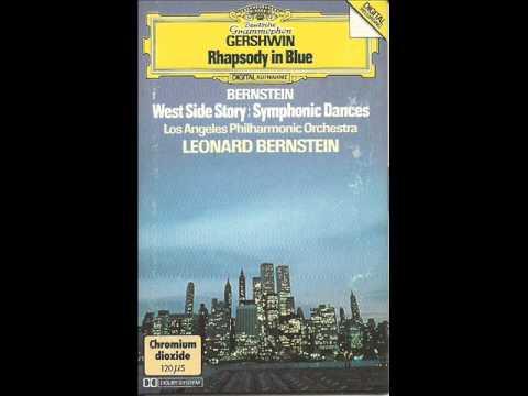 Leonard Bernstein: Symphonic Dances (West Side Story) | Bernstein/Los Angeles Philharmonic Orchestra