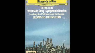 Leonard Bernstein: Symphonic Dances (West Side Story) | Bernstein/Los Angeles Philharmonic Orchestra