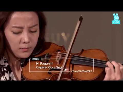 "Clara-Jumi Kang: Paganini, Caprice No. 11 ""The Arpeggio"""