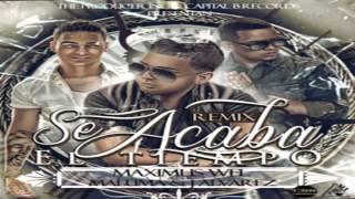 Maximus Wel Ft J Alvarez Y Maluma   Se Acaba El Tiempo Remix)   Reggaeton 2013   Lonuevo