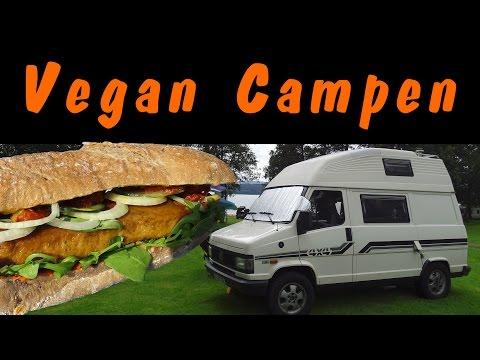 Vegan unterwegs: Essen beim Campen