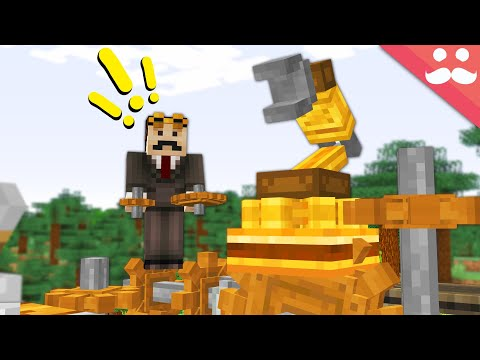 What if Minecraft was Mechanical? - Mumbo Jumbo