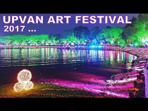 UPVAN ART FESTIVAL 2017 THANE/VLOG\UPVAN FEST