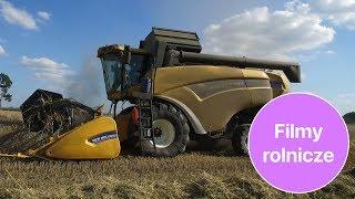 GR Snela * Kombajn New Holland CX6090 * John Deere 7730 / Żniwa 2018