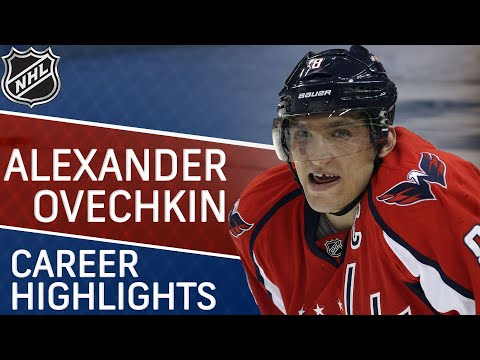 Alexander Ovechkin's top moments of NHL career  NBC Sports