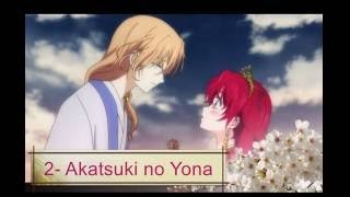 My Top Favorite Romance / Comedy / Josei anime