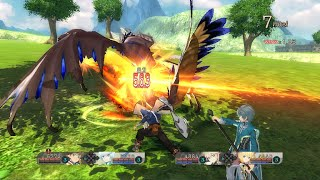 Tales of Zestiria Pre-Order Gameplay Artes Guide
