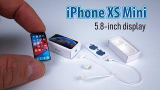 Unboxing iPhone XS Mini   DollHouse Miniature
