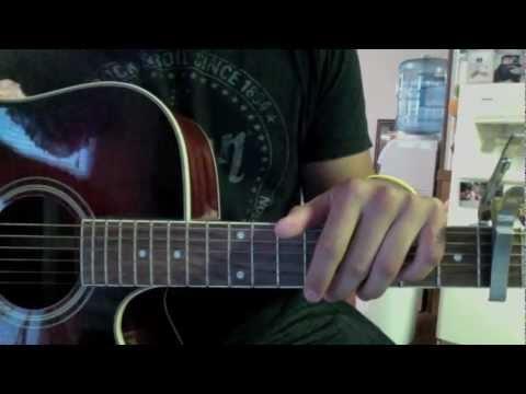 Ryan Bingham - Hallelujah Guitar Lesson