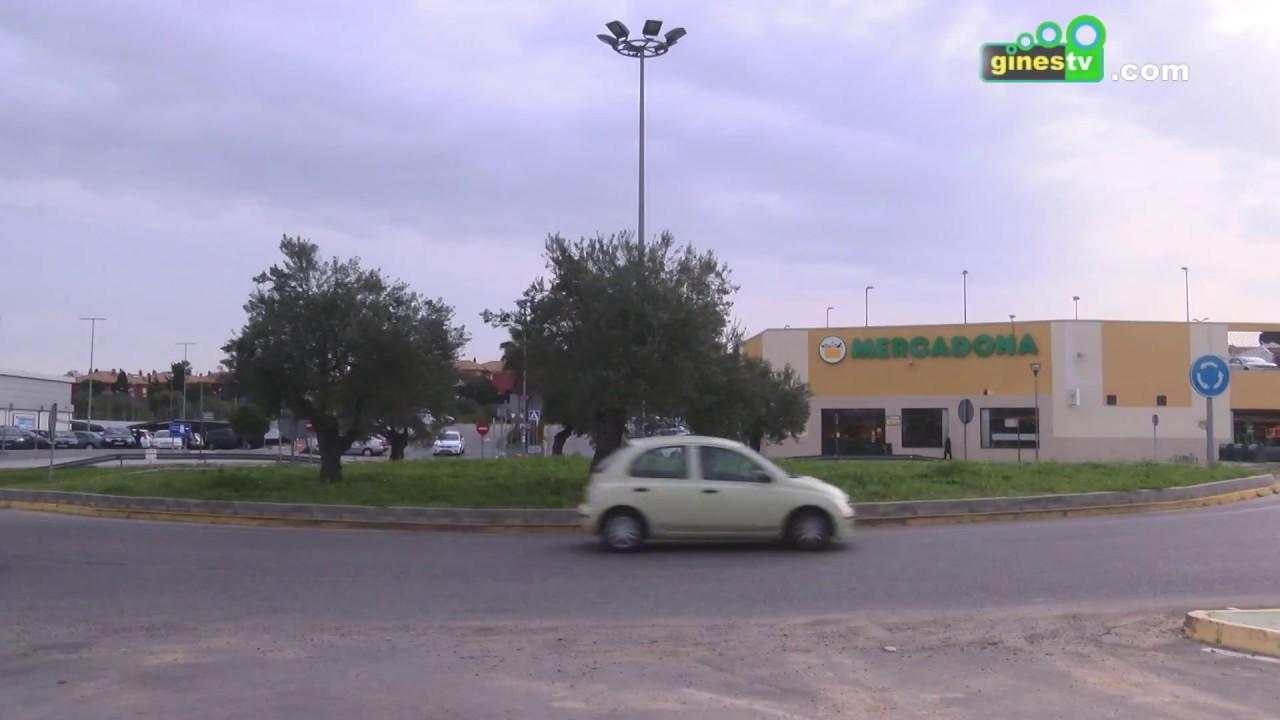 La ciudadanía de Gines decidirá el aspecto de una de las rotondas de entrada al municipio