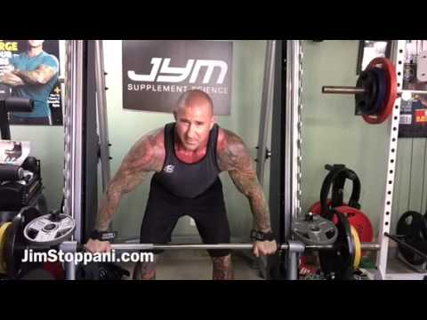 Jim's Daily Tip: How And Why To Use Smith Machine For Rows