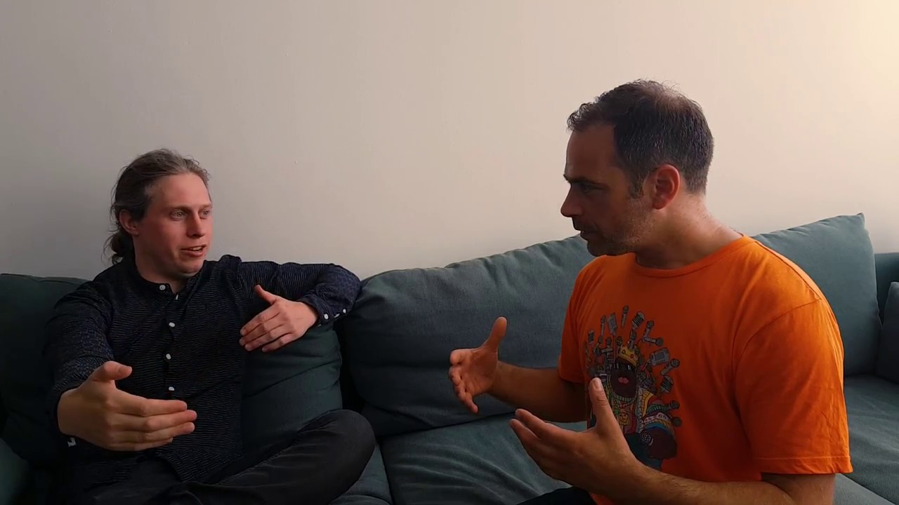 Performance hypnosis interview with Anthony Jacquin - Part ...