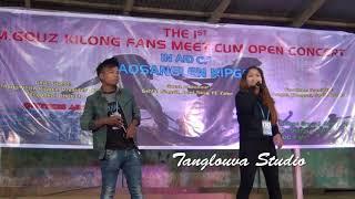 AHINLAH KAMIL DEH POI FILM SONG AILHIM// Unipal Babie & M Gou