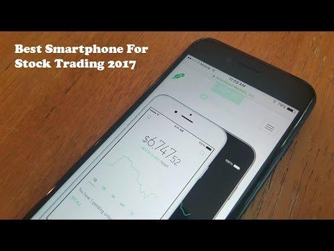 Best Smartphone For Stock Trading - Fliptroniks.com