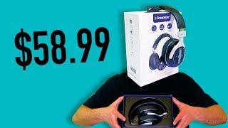 Video The Best Budget Noise Cancelling Wireless Headphones? - Tronsmart Encore S6 download MP3, 3GP, MP4, WEBM, AVI, FLV Juli 2018