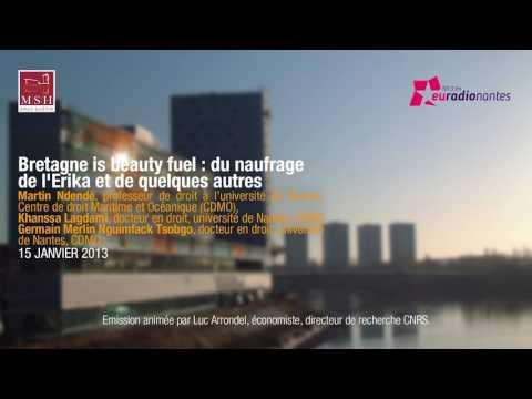 S2E3 - Bretagne is beauty fuel : du naufrage de l'Erika et de quelques autres