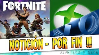 NOTICIÓN | El cross-play llega a Fortnite para PS4