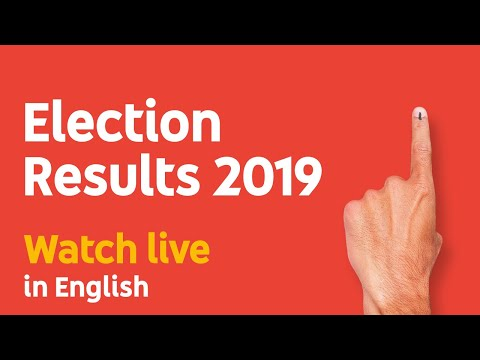 India Election Results 2019 With DD INDIA LIVE (24x7)