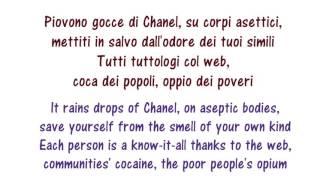 Francesco Gabbani - Occidentali's Karma Lyrics English and Italian - Westerners' karma - Translation