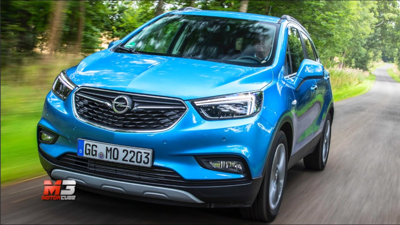 new opel mokka x 2017 first test drive only sound youtube. Black Bedroom Furniture Sets. Home Design Ideas