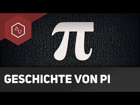 Geschichte von Pi