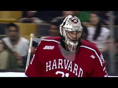 65 Moments of the 65th Beanpot - Harvard Crimson Champions