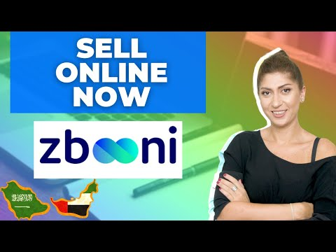 Start your E-Commerce business in UAE & KSA | Start selling online NOW with Zbooni