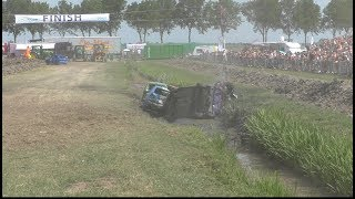 Autocross Beemster 28-7-2019 Crashes