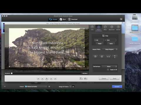 How to Compress Videos without Losing Quality [iSkysoft iMedia Converter Deluxe]