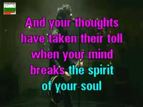 Green Day - Twenty One Guns karaoke