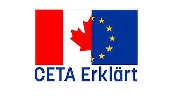 CETA Erklärt
