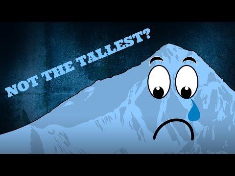 Mount Everest isn't the Tallest Mountain on Earth